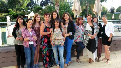 Sessão Chefe de Grupo Yves Rocher Portugal Cristina Pais e Lina Sousa em Setubal