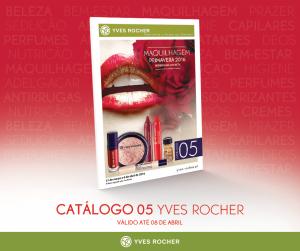 Yves Rocher Catalogo 5 2016 Cristina Pais