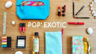 POP EXOTIC Yves Rocher - Edição Limitada, Verão 2016