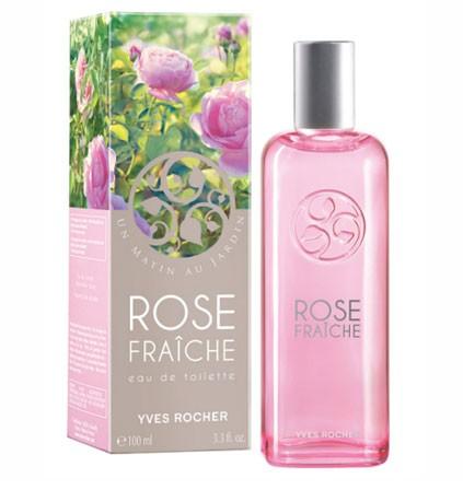 perfume de rosas 29112 Eau de Toilette Un Matin au Jardin Rosa fresca