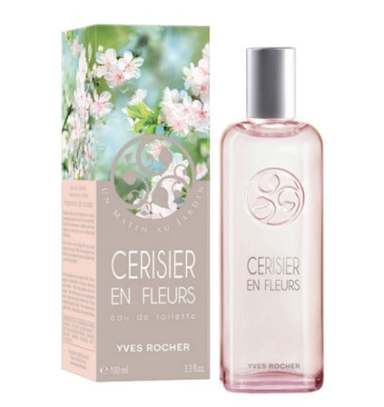 87691 Eau de Toilette Cerejeira em flor - Un Matin au Jardin da Yves Rocher perfume