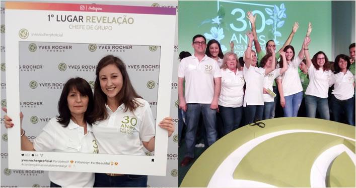 cristina pais chefe de grupo revelação 2017 yves rocher portugal lina sousa