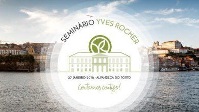Photo of Seminário Yves Rocher: 27 Janeiro, Porto. Saiba como marcar presença…