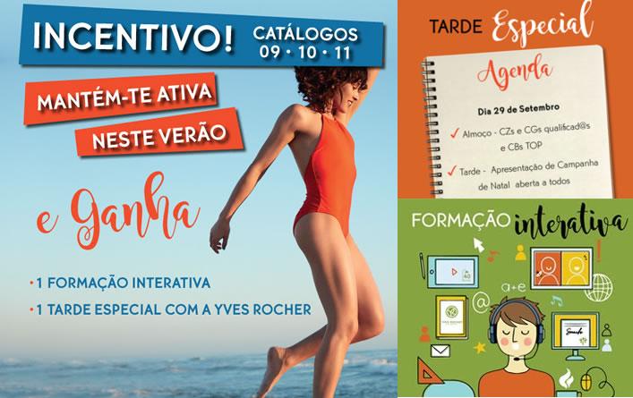 formacao interactiva yves rocher lisboa 2018 campanha atividade equipa cristina pais