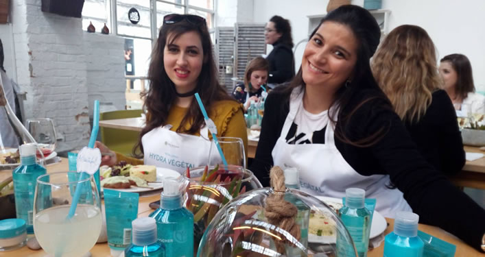 Atelier Hydra Food | Lançamento Hydra Vegetal Yves Rocher Portugal