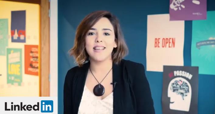 Testemunho de Widad, (Social Media Manager Yves Rocher Marrocos)