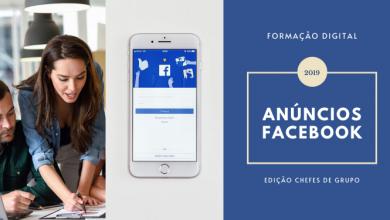 Anúncios Facebook | Formação Digital para Recrutamento. Edição Chefes de Grupo da Yves Rocher Portugal (Lisboa, Setembro 2019)