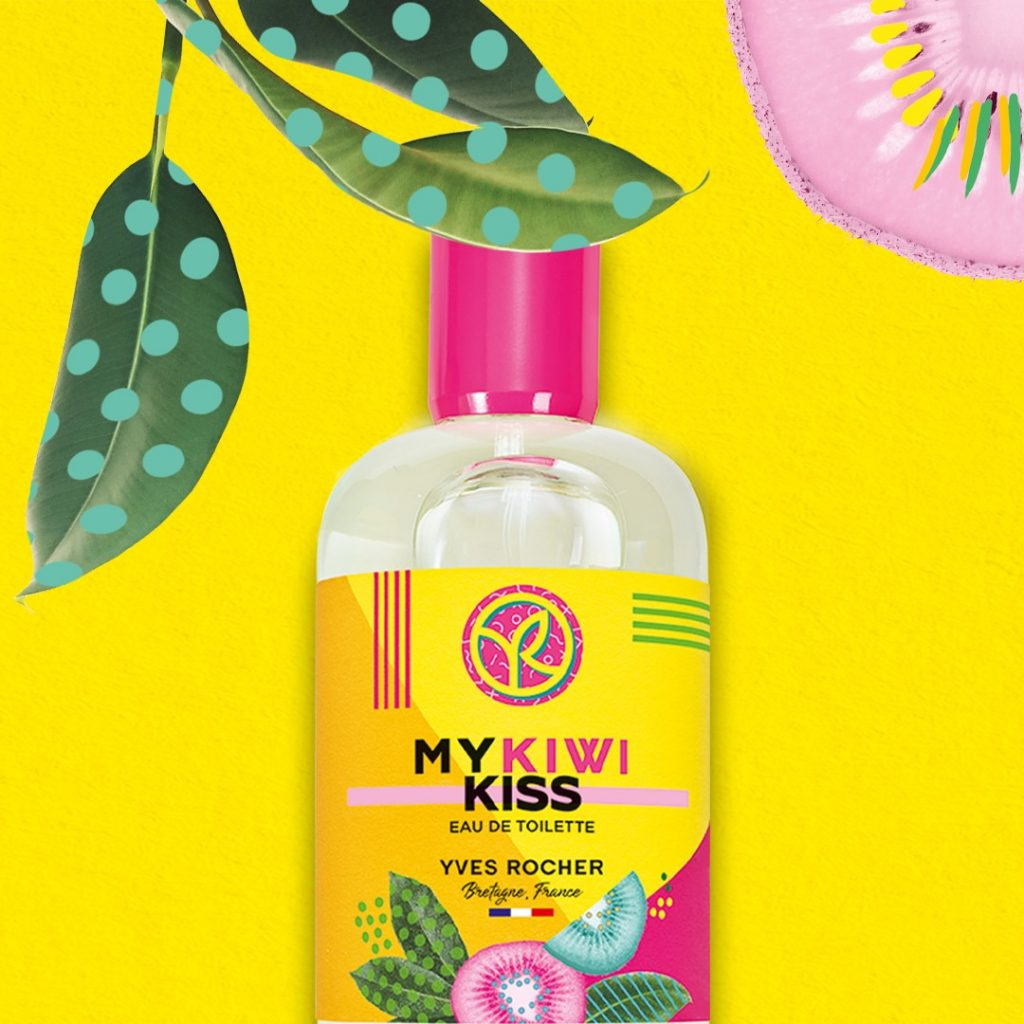 Eau de Toilette My Kiwi Kiss Yves Rocher (Primavera 2021)