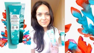 [Review] Testei gama de limpeza Pure Algue Yves Rocher com micro algas (Cláudia Barroso, 2021)
